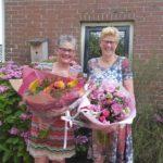 Het Pleegwijzer bloemetje: een dubbele verrassing!
